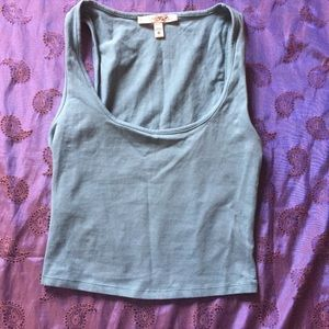 Express Crop Tank Top